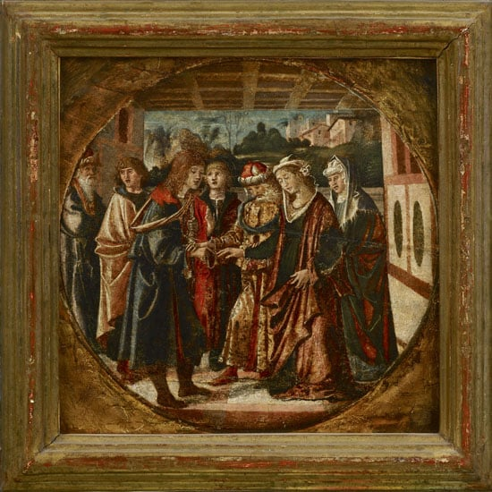 Marriage of Antiochus and Stratonice