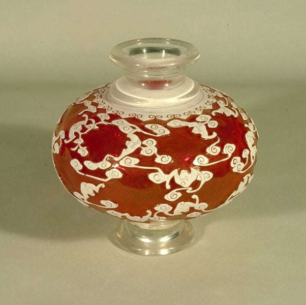 The Burrows Abbey Collection of Chinese Glass