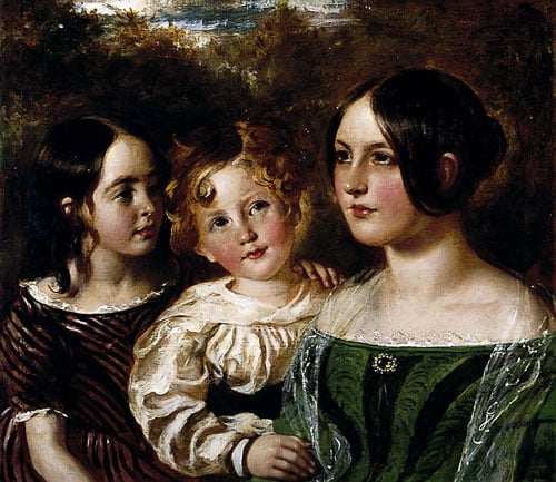 The Children of Henry Wood