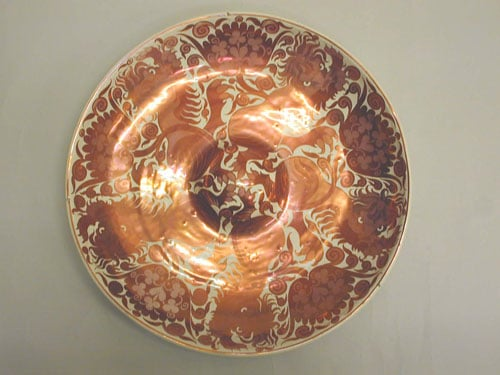 Collection of Lustre ware