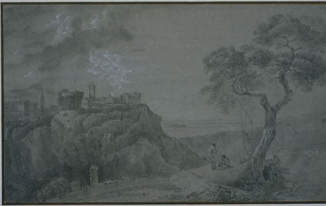 Collection of Drawings by Richard Wilson