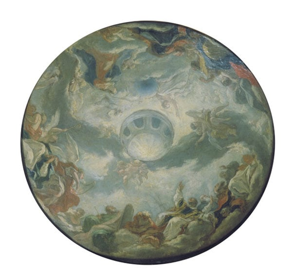 Sketch for the Decoration of a Dome