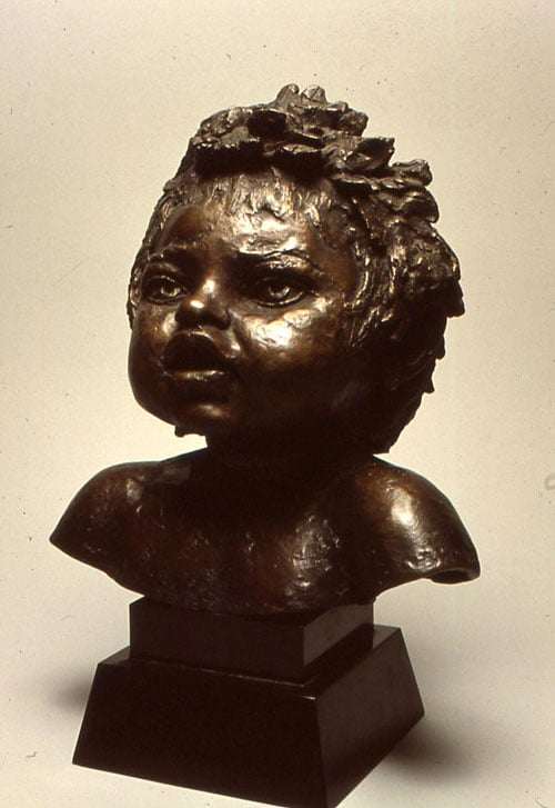 Bust of Portland Mason (or Young Bacchus)