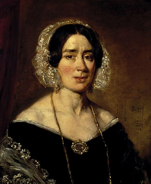 Portait of an Unknown Woman