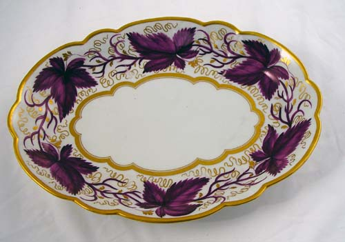 Collection of Derby, Worcester and Sevres Porcelain