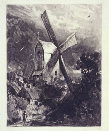 Collection of Engravings and Mezzotints