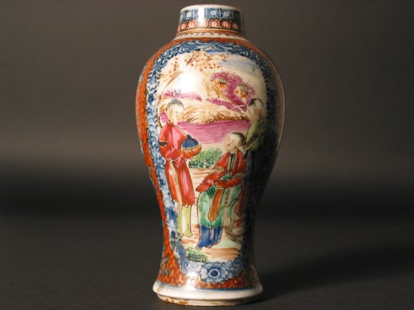 Collection of Chinese Porcelain and English Glass