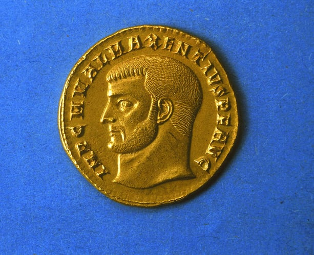 Gold Medalion of Maxentius
