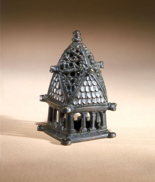 The Pershore Censer-Cover