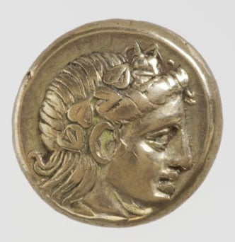 Collection of eleven Ancient Greek coins