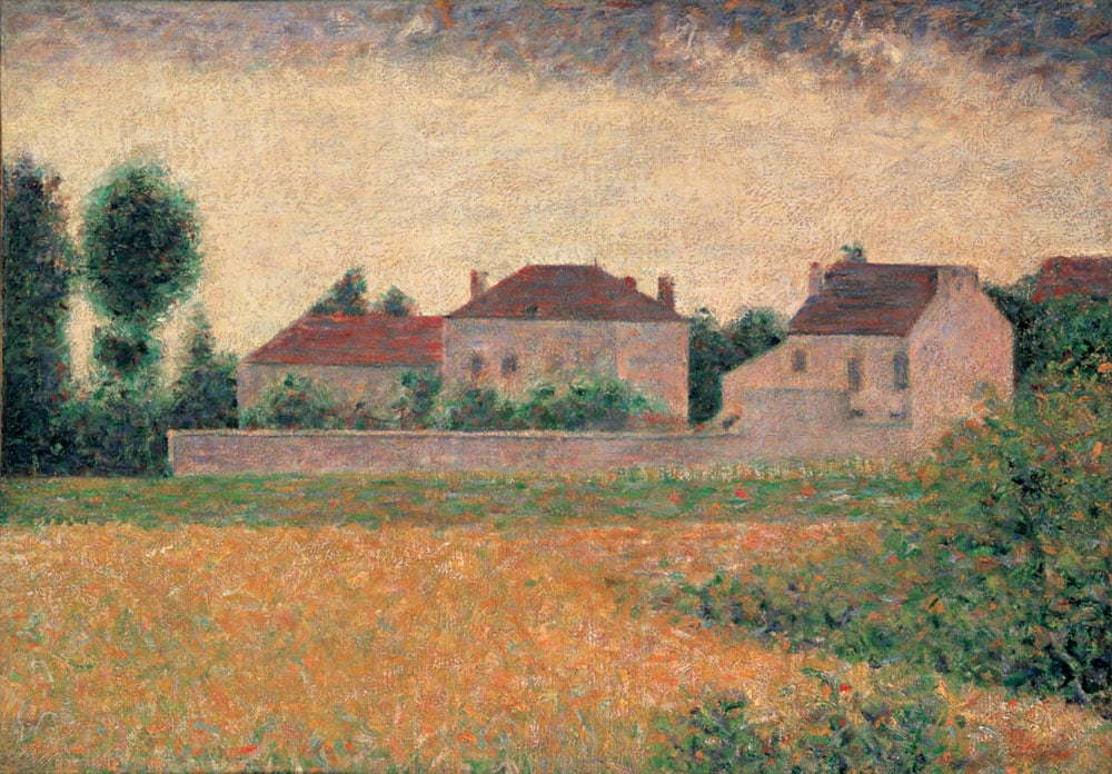 White Houses, Ville d'Avray (Maisons Blanches, Ville D'Avray)