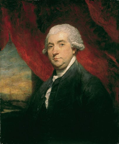 Portrait of James Boswell