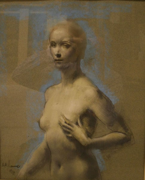 Study for a composition