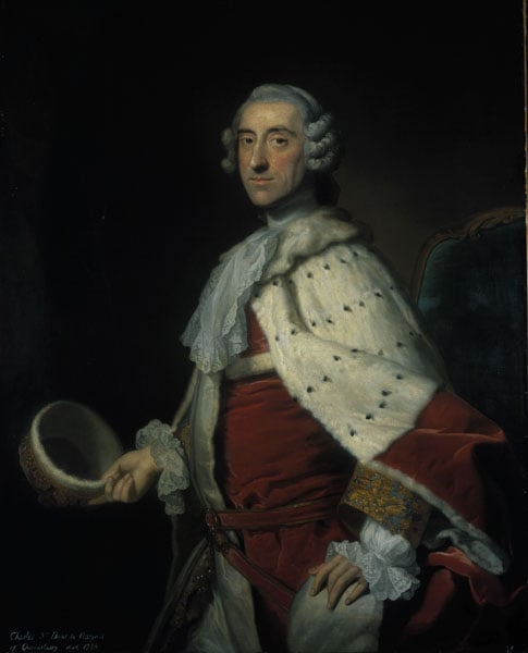 Portrait of Charles, Third Duke of Queensberry