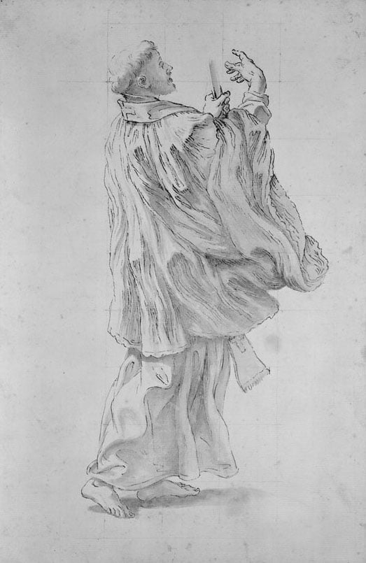 Collection of twenty-five drawings