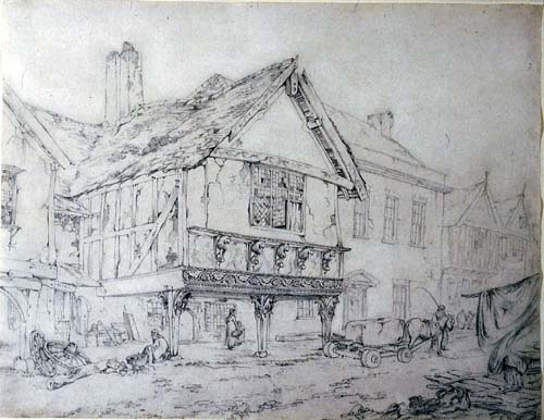 House in Foregate Street, Chester