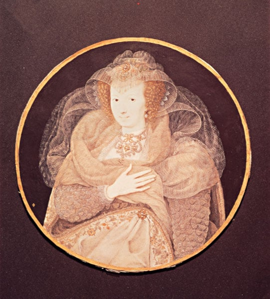 Unknown woman, formerly called Frances Howard, Countess of Somerset