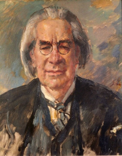Portrait of Lord Conway of Allington