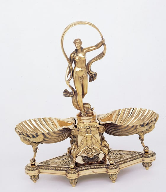 Table service commissioned by Napoleon I