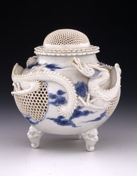 Collection of Japanese ceramics