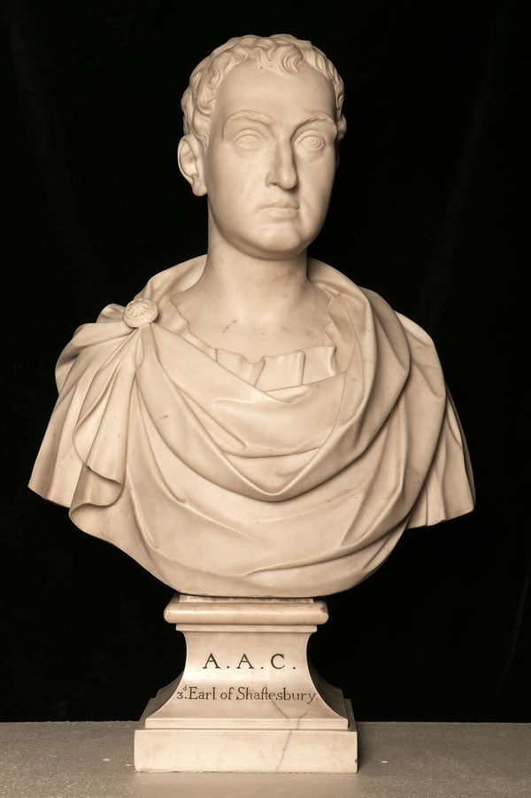 Four Marble Busts