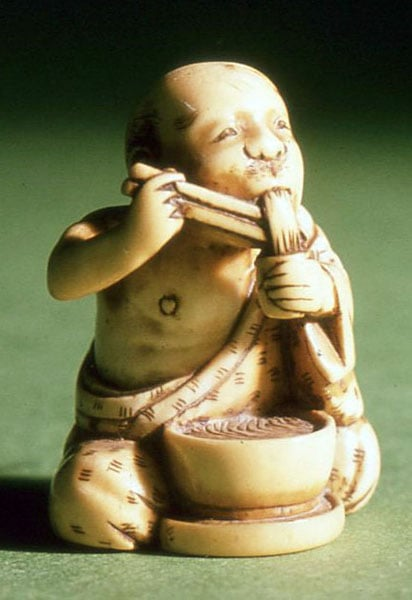 The Hermann Gunther Collection of Netsuke