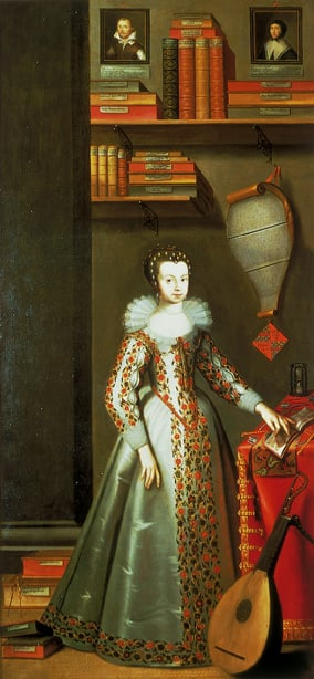 The Lady Anne Clifford Collection of Portraits including The Great Picture
