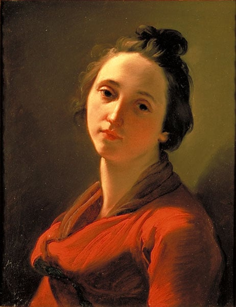 Portrait of a Young Woman, thought to be Rosa Spisani