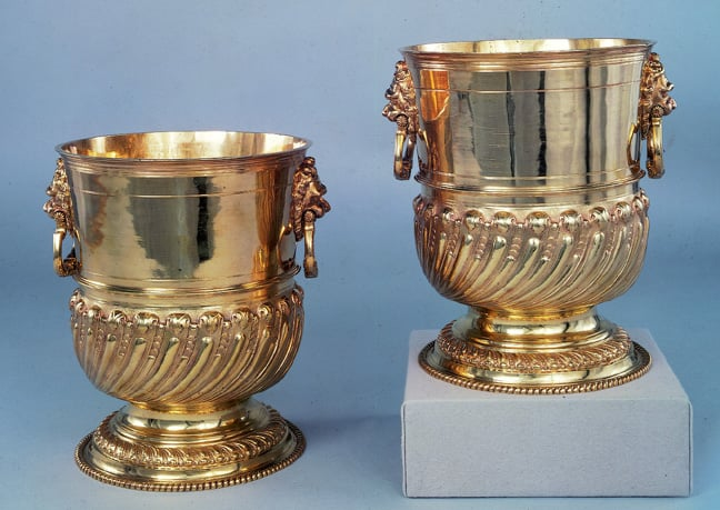 A pair of Ice Pails