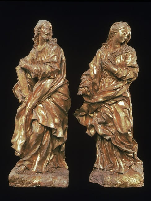 Two Statuettes