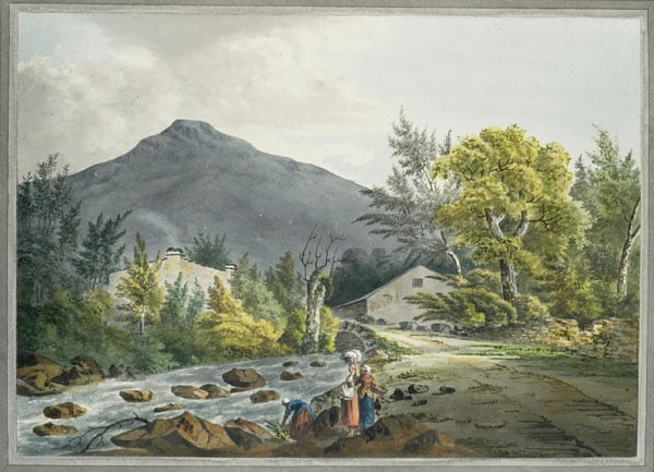 Northern Scenery in a series of drawings