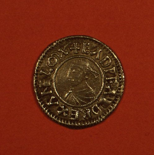 Penny of Edward the Martyr