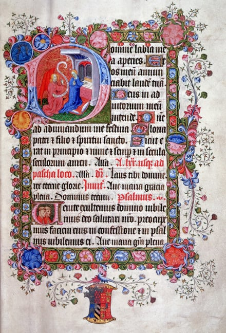 The Murthly Book of Hours