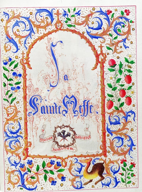 The Naives Book of Hours