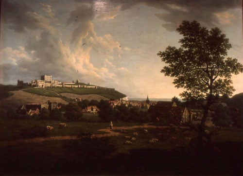 An Extensive View of Dover