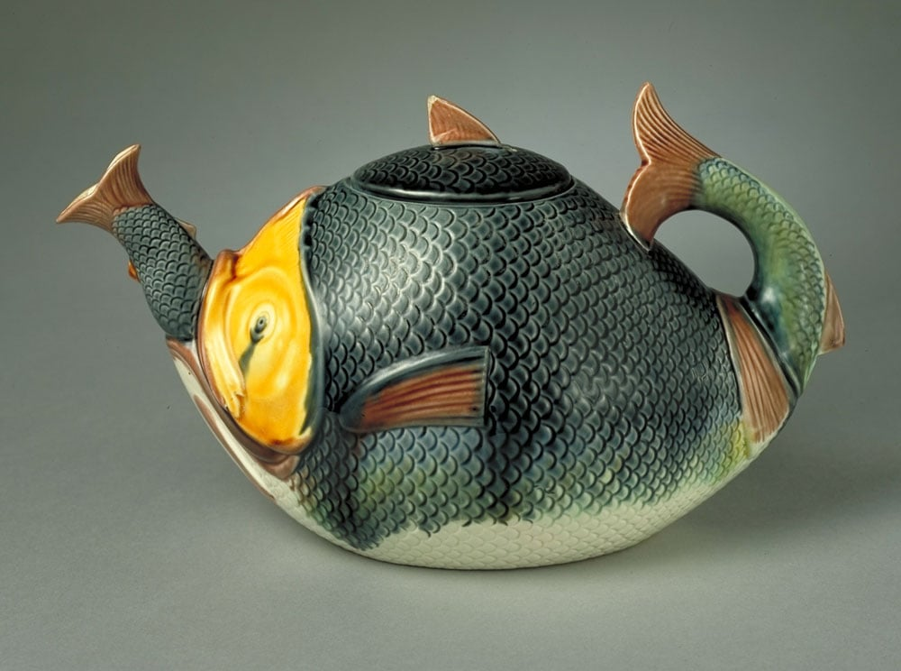 The Philip Miller Collection of Teapots