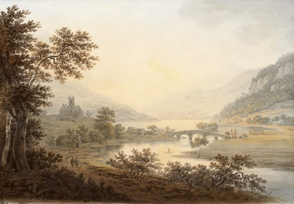 Evening, Kenmore (Loch Tay) & A View of Dunkeld