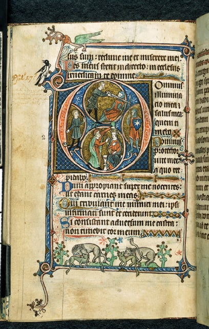 A Psalter from the Diocese of York