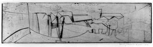 Abstract, View of St Ives, & St Ives