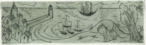 Collection of twenty-two engravings