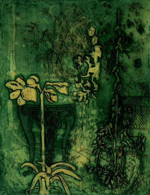 The Green Lily