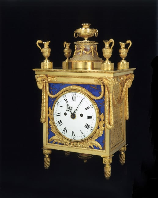 The King's Clock