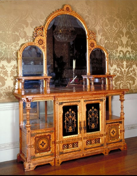 Drawing room cabinet