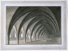 Five views of Fountains Abbey