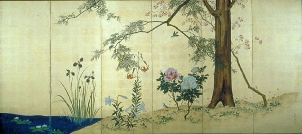 The Flowers of the Four Seasons