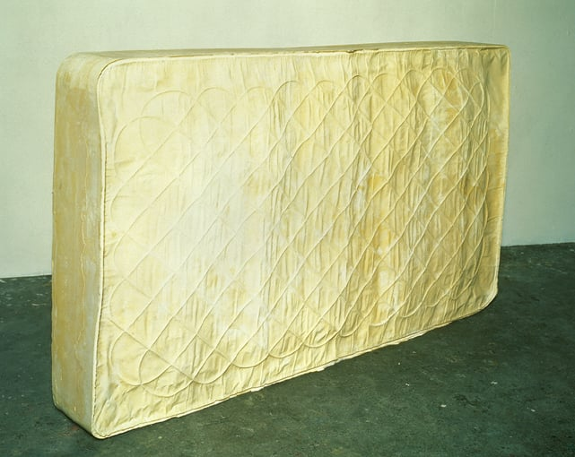 Untitled (Freestanding Bed)