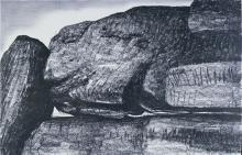 Fifteen lithographs of Stonehenge