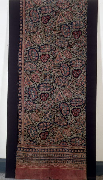 Sarrasa: a group of nine Indian textiles made for export to Indonesia