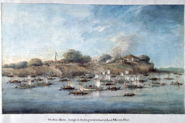 Marquess of Hastings Collection of Drawings