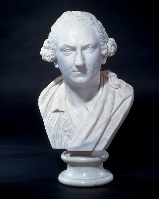 Bust of Charles Townley